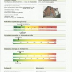 Energetska izkaznica - 1.STRAN