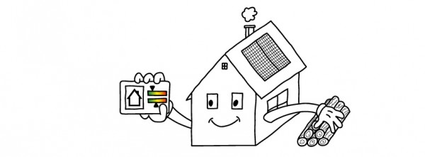 Energetska izkaznica - hiša