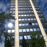 Energetska izkaznica - Poslovna stavba DELO - 1.stran