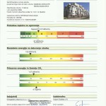 Energetska izkaznica - TARA - OBJEKT B - 1.stran