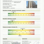 Energetska izkaznica - Likozarjeva 3 - 1.stran